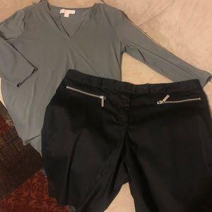 Michael Kors shorts and top super cute!